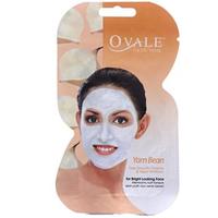 Ovale Facial Mask Yam Bean Sachet 15 G