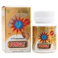 Borobudur Herbal Tongli Gold Kapsul (30 Kapsul)