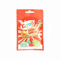 Egoji Chewy Gummy Strawberry 20 g (1 Sachet @ 10 Pcs)