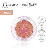 Madame Gie Going Solo Glittery Pressed Eyeshadow 01 - Dejavu