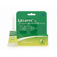 Laxarec Gel 45 mg/5 mL - 5 mL