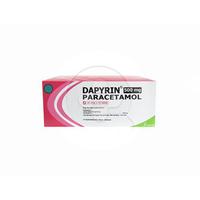 Dapyrin Tablet 500 mg (1 Strip @ 10 Tablet)
