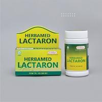 Herbamed Lactaron Kapsul (1 Botol @ 50 Kapsul)