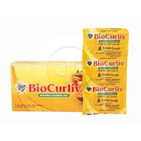 Biocurliv Kaplet (1 Strip - 6 Kaplet)