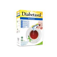 Diabetasol Sweetener Zero Calorie Sachet 1,5 g - 50 Sachet