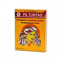 Pil Tuntas Borobudur (1 Box @ 6 PIl)