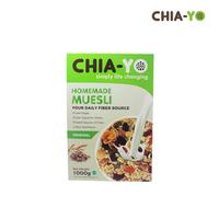 Chia-Yo Homemade Muesli 1000 g