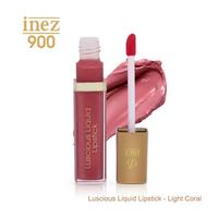 Inez 900 Luscious Liquid Lipstick - Light Coral