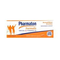Pharmaton Formula Kapsul (1 Strip @ 5 Kapsul)