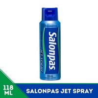 Salonpas Jet Spray 118 mL