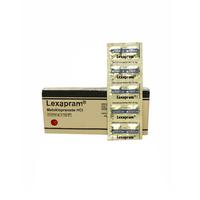 Lexapram  Tablet 10 mg (1 Strip @ 10 Tablet)