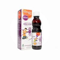 Curcuma Plus Emulsion Grow Rasa Blackcurrant Sirup 100 mL