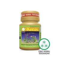 Borobudur Herbal Kenis Kapsul (30 Kapsul)