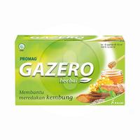 Promag Gazero Herbal Sachet 10 mL (1 Sachet)