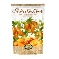 Bionic Farm - Sweetatoes Keripik Ubi Madu 50 g