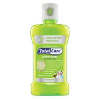 Total Care Anti Bacterial Mouthwash Lemon Herb 250 ml