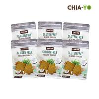 Chia-Yo Bundling 6 Pcs Gluten Free Healthy Cookies