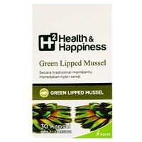 H2 Green Lipped Mussel 30 Kapsul