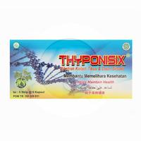 Dami Sariwana Thyponisix Strip (Box - 5 Strip @ 6 Kapsul)