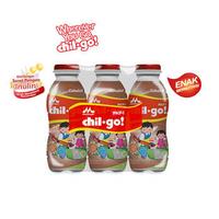 Morinaga Chil Go Milk Chocolate 6 x 130 ml