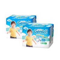 Nepia Genki Premium Soft Pants L 30 - Twinpack