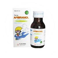 Afibramol Sirup 60 ml