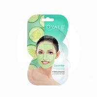 Ovale Facial Mask Cucumber Sachet 15 g