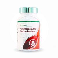 Nutriwell Vitamin E 400 IU Water Soluble (30)