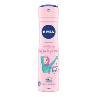 NIVEA Deodorant Whitening Hijab Fresh Spray 150 ml