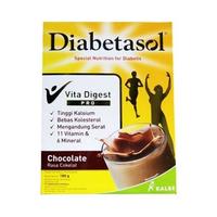 Diabetasol Vita Digest Pro Susu Rasa Coklat 185 g