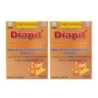 Dami Sariwana Diapil Pil (1 Box @ 100 Pil) - Twinpack