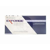 Exforge Tablet 5 mg/160 mg (1 Strip @ 14 Tablet)
