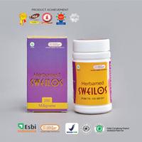 Herbamed Sweilos Kapsul (1 Botol @ 50 Kapsul)