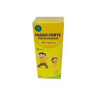 Fasgo Forte Sirup 60 ml