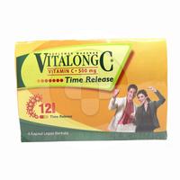 Vitalong C Kapsul (1 Strip @ 4 Kapsul)