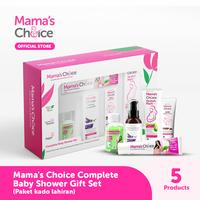 Mama's Choice Complete Baby Shower Gift Set (Paket Kado Lahiran)