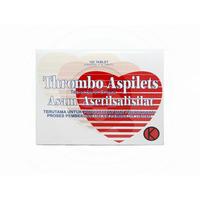 Aspilets Tablet 80 mg (10 Strip @ 10 Tablet)