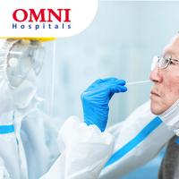 Rapid Swab Test Antigen COVID-19 - OMNI Hospitals