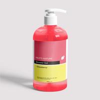 Frutti Nature Strawberry Shower Gel 500 ml