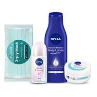 NIVEA Intensive Pearl & Beauty Set