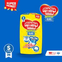 Mamamia Soft Popok bayi Tipe celana S 36+4