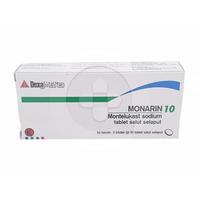 Monarin Tablet 10 mg (1 Strip @ 10 Tablet)