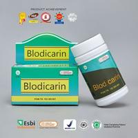 Herbamed Blodicarin Kapsul (1 Botol @ 50 Kapsul)