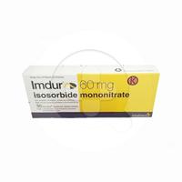 Imdur Tablet 60 mg (1 Strip @ 15 Tablet)