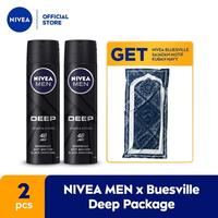 NIVEA MEN x Buesville Deep Package