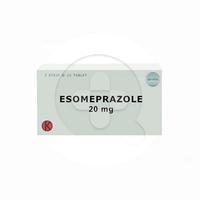 Omeprazole Tablet 20 mg (1 Strip @ 10 Tablet)