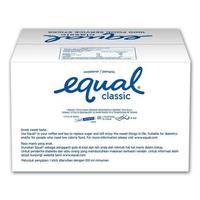 Equal Classic Sweetener - Pemanis Buatan 1000 Sticks