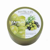 Mustika Ratu Body Butter Olive Oil Zaitun 200 g