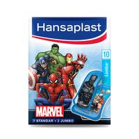 Hansaplast Marvel Avengers 10's