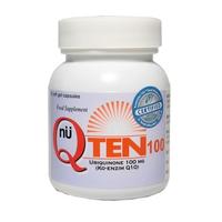 Q Ten 100 mg Kapsul (1 Botol @ 30 Kapsul)